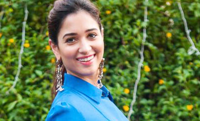 Tamannaah just had a magical experience