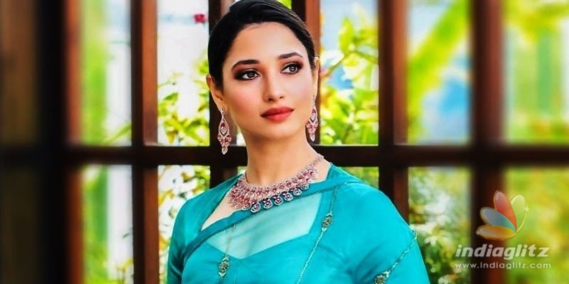 Tamannah issues clarification on demanding huge amount