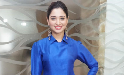 Tamannaah is calm about recent incident