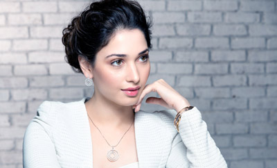 What Tamannaah did while on a date