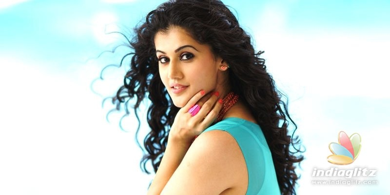 Boyfriends pic goes viral after Taapsee Pannu talks about him!