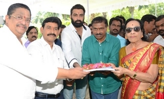 Taraka Ratna's 'Devineni' Movie Launch