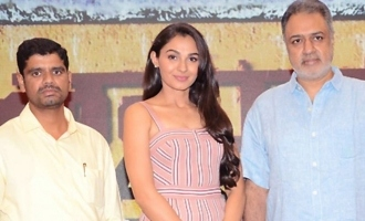 'Taramani' Press Meet