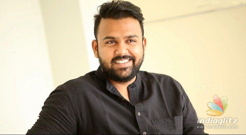 Vijay Deverakondas director campaigned for TRS