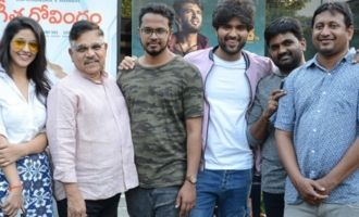 'Taxiwaala' Success Celebrations