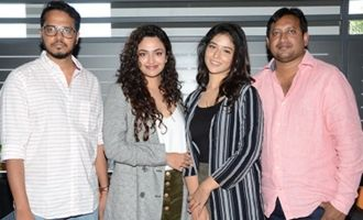 'Taxiwaala' Press Meet