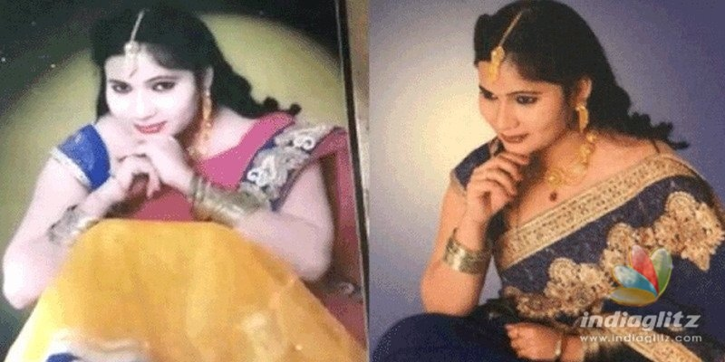 TV actress Shanti dies at her residence in Hyderabad