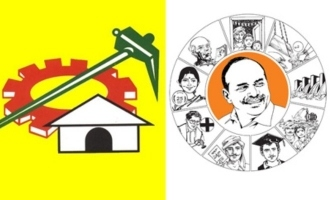 TV5 survey gives it to TDP, VMR-Times Now to YCP