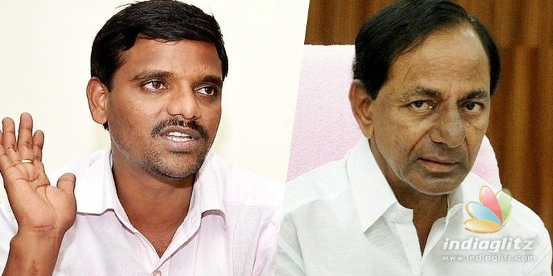 Teenmaar Mallanna dares KCR to file 1000 cases against him
