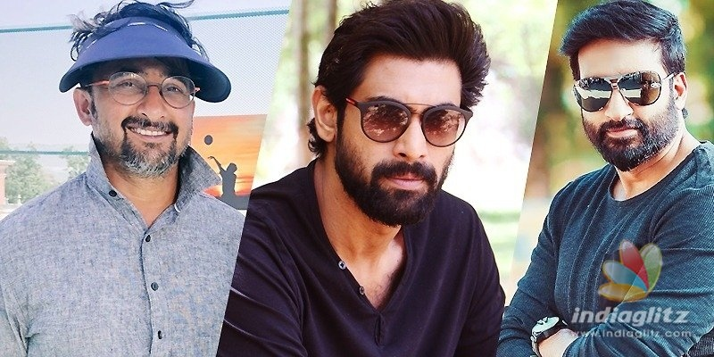Teja announces two films with two heroes