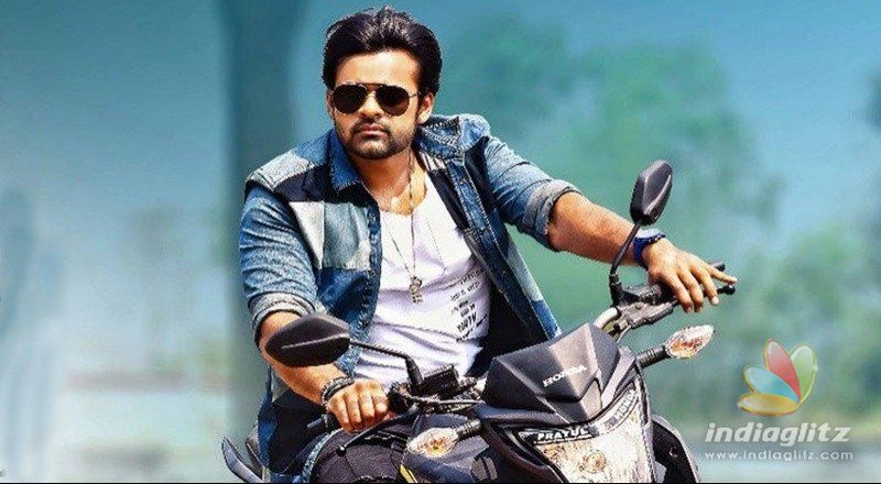 Sai Dharam Tej going places in Hindi with dubbed movies