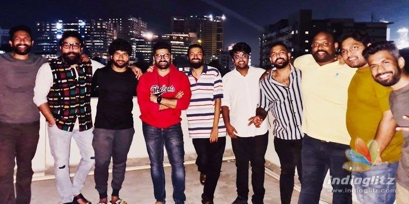 Pic Talk: Telugu filmmakers celebrate International Mens Day