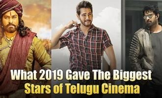 What 2019 Gave The Biggest Stars of Telugu Cinema