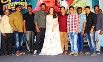 'Tenali Ramakrishna BA BL' Press Meet
