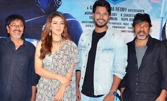 Sundeep Kishan's 'Tenali Ramakrishna BA BL' Teaser Launch