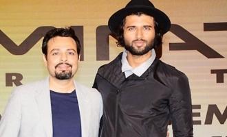 Vijay Deverakonda Launches 'Terminator Dark Fate' Trailer