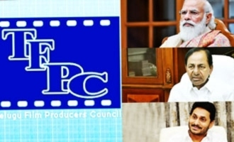 Telugu producers' council gets trolled for 'silly' request to PM, KCR, Jagan