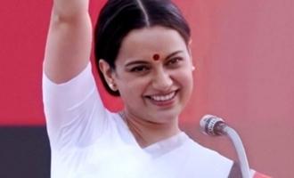 'Thalaivii' bites the dust across three languages