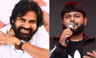Breaking! Thaman on board for Pawan Kalyan