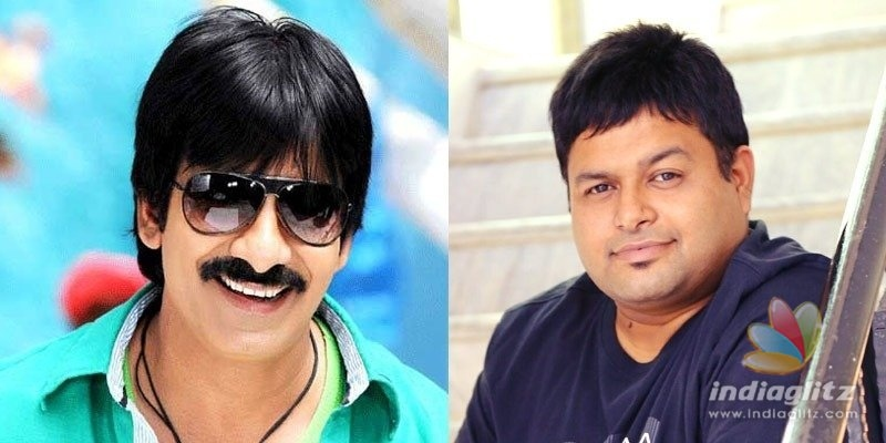 Its Thaman for Ravi Teja