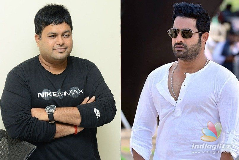 Thaman gives NTR an emotional thumbs-up