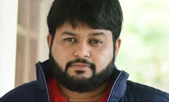 Breaking! Thaman joins hands with Pawan Kalyan