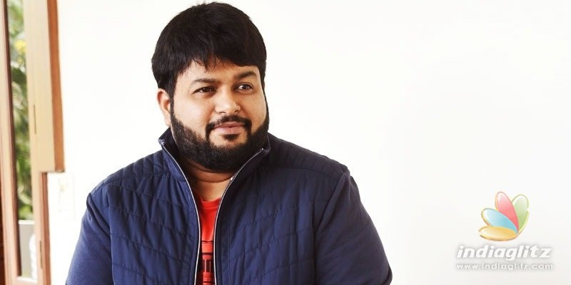 Thaman roped in for Vishal-Aryas film