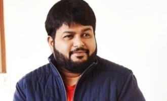 Thaman roped in for Vishal-Arya's film