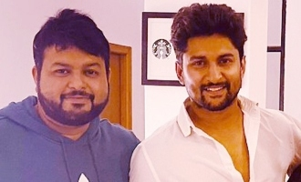 Thaman promises lovely lively album for Nani