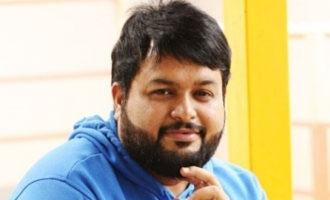 SS Thaman promises a blockbuster audio for Mahesh
