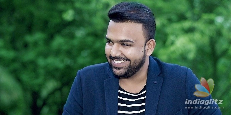 Tharun Bhascker turns host with talk show