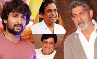 'The Lion King': Nani, Brahmi, Ali, Jaggu Bhai to be a treat