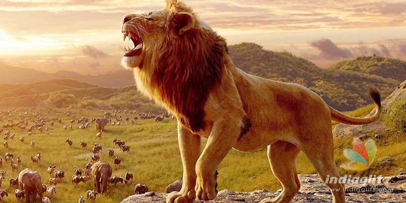 The Lion King clicks at Telugu box-office