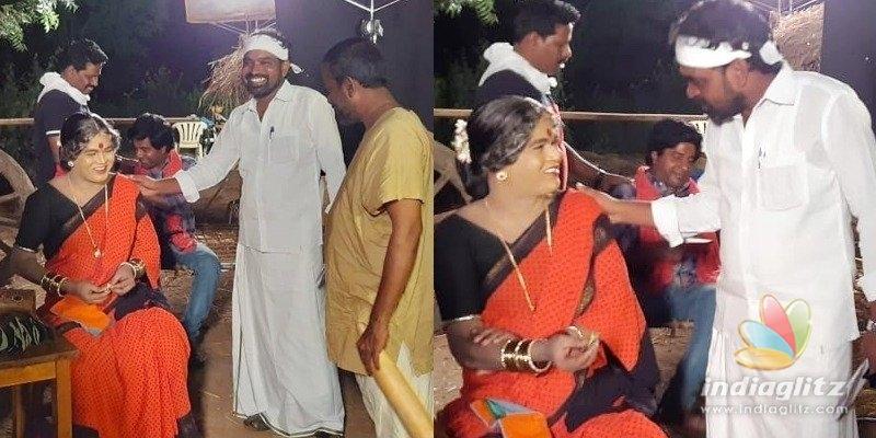 కోమారి జానకిరామ్ దర్శకత్వంలో రూపొందుతున్న ప్రొడక్షన్ నెంబర్ 1 చిత్రం