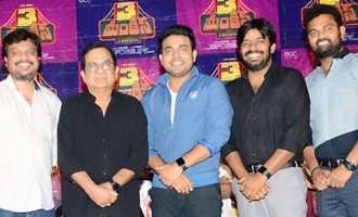 '3 Monkeys' Trailer Launch