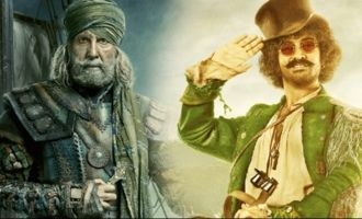 Breaking! 'Thugs of Hindostan' to release big in Telugu