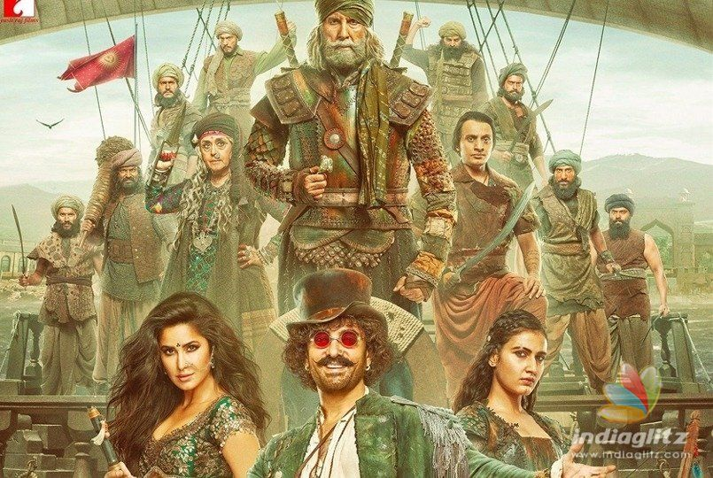 Thugs Of Hindostan trolled after First Day First Show!