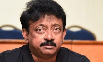 RGV's biopic on KCR gets title & logo