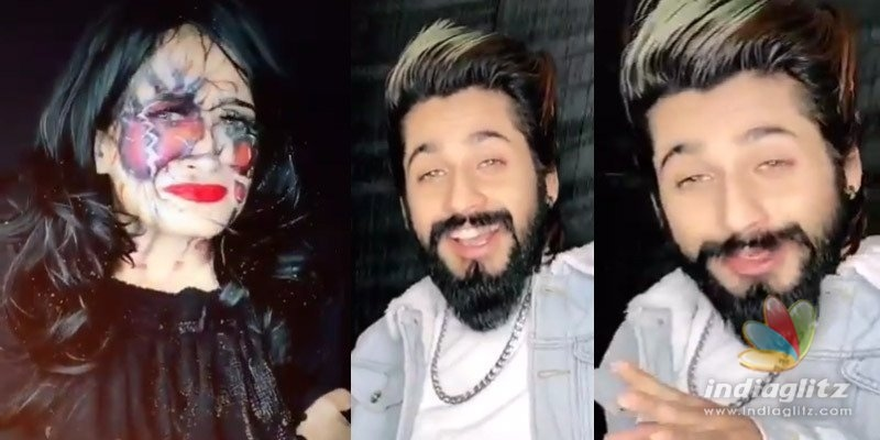 TikTok star promotes acid attack on women, to be booked