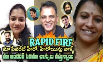 They are our favourite hero, heroine We all are getting movie offers