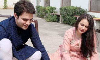 Celebrity IAS couple Tina Dabi, Athar Khan file for divorce: Reports