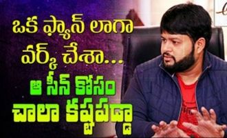 I worked like a fan of NTR: SS Thaman Interview