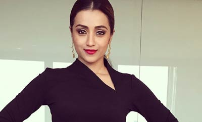 Trisha to be seen as a detective