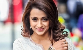 Days after quitting 'Acharya', Trisha calls Chiranjeevi 'sweetest legend'