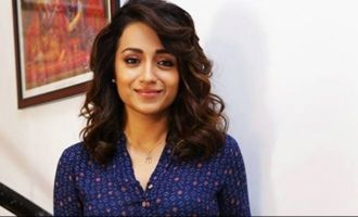 Trisha is now officially in Superstar's movie