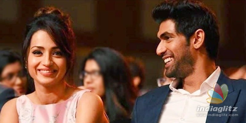Trishas bold post is indirectly meant for Rana: Netizens