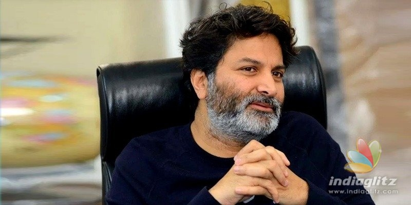 Trivikram donates big amount to Telugu States