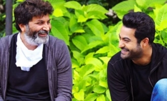 That's why Jr NTR-Trivikram film's title will NOT be announced