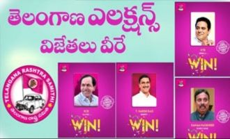 Telangana Elections 2018 Results
