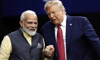 Trump requests Modi for Hydroxychloroquine